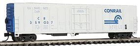 Con-Cor 57 Mechanical Reefer Conrail N Scale Model Train Freight Car #148208