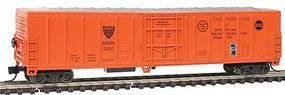 Con-Cor 57 Mechanical Reefer American Refrigerator Transit N Scale Model Train Freight Car #14829