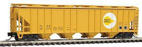 Con-Cor 52 Covered Hopper Cargill N Scale Model Train Freight Car #15035