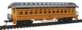 Con-Cor Open Platform Coach DRGW2 HO Scale Model Train Passenger Car #15601