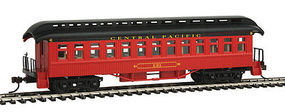 Con-Cor Open Platform Coach Canadian Pacific #131 HO Scale Model Train Passenger Car #15607