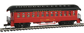 Con-Cor Open Platform Coach Canadian Pacific #134 HO Scale Model Train Passenger Car #15609