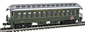 Con-Cor Open Platform Coach Canadian National #513 HO Scale Model Train Passenger Car #15634