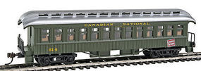 Con-Cor Open Platform Coach Canadian National #514 HO Scale Model Train Passenger Car #15635