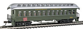 Con-Cor Open Platform Coach Canadian National #516 HO Scale Model Train Passenger Car #15636