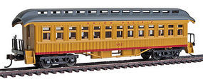 Con-Cor Open Platform Baggage Union Pacific #717 HO Scale Model Train Passenger Car #15705