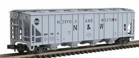 Con-Cor 52 Covered Hopper Norfolk & Western N Scale Model Train Freight Car #1732