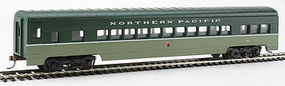 Con-Cor 72 Streamlined Coach Northern Pacific HO Scale Model Train Passenger Car #190019