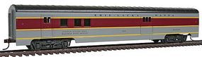 Con-Cor 72 Streamlined Railway Post Office Erie Lackawanna HO Scale Model Train Passenger Car #192010