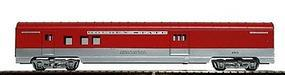 Con-Cor 72 Streamlined Railway Post Office Southern Pacific HO Scale Model Passenger Car #192020