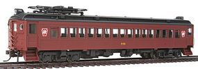 Con-Cor Electric Powered mP54 MU Coach Pennsylvania Railroad HO Scale Model Passenger Car #194515