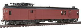 Con-Cor Electric Powered mP54 MU Baggage-Mail Unlettered HO Scale Model Passenger Car #194521