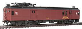 Con-Cor Electric Powered mP54 MU Baggage-Mail Penn Railroad HO Scale Model Passenger Car #194526