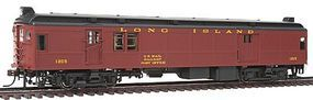 Con-Cor Electric mP54 MU Baggage-Mail Long Island Railroad HO Scale Model Passenger Car #194528