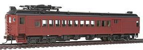 Con-Cor Electric mP54 MU Combine Painted, Unlettered HO Scale Model Train Passenger Car #194542