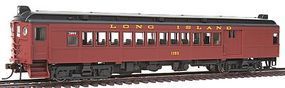 Con-Cor Electric Powered mP54 MU Combine Long Island Railroad HO Scale Model Passenger Car #194549