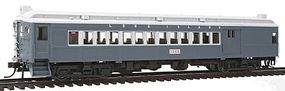 Con-Cor Electric Powered mP54 MU Combine Long Island Rail Road HO Scale Model Passenger Car #194551