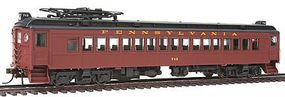 Con-Cor Electric Non-Powered mP54 MU Coach Pennsylvania Railroad HO Scale Model Passenger Car #194556