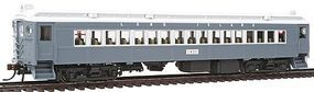 Con-Cor Electric Non-Powered mP54 MU Coach Long Island Rail Road HO Scale Model Passenger Car #194572