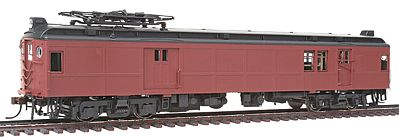 Con-Cor Electric Non-Powered mP54 MU Baggage-Mail Unlettered HO Scale Model Passenger Car #194574