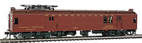 Con-Cor MU Baggage Pennsylvania RR Pre-War HO Scale Model Train Passenger Car #194575