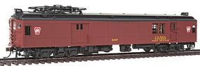 Con-Cor Electric Non-Powered mP54 MU Baggage-Mail Penn Railroad HO Scale Model Passenger Car #194579
