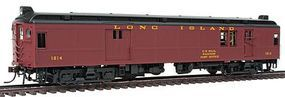 Con-Cor mP54 MU Baggage-Mail Long Island Rail Road (Tuscan) HO Scale Model Passenger Car #194581