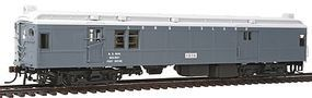 Con-Cor Electric mP54 MU Baggage-Mail Long Island Railroad HO Scale Model Passenger Car #194583