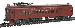 Con-Cor Electric Non-Powered mP54 MU Combine Penn Railroad HO Scale Model Passenger Car #194586