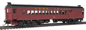 Con-Cor mP54 MU Combine Unpowered Long Island Rail Road (Tuscan) HO Scale Model Passenger Car #194602