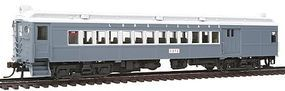Con-Cor Electric Non-Powered mP54 MU Combine Long Island Railroad HO Scale Model Passenger Car #194604
