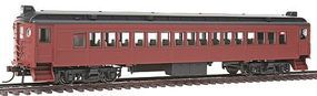 Con-Cor Electric Non-Powered mP54 MU Coach Unlettered HO Scale Model Train Passenger Car #194606