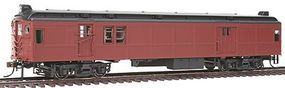 Con-Cor Electric Non-Powered mP54 MU Baggage-Mail Unlettered HO Scale Model Passenger Car #194617