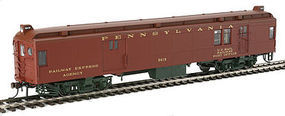 Con-Cor MU Baggage Pennsylvania RR Pre-War HO Scale Model Train Passenger Car #194618