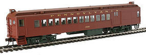 Con-Cor MU Combine Pennsylvania RR Pre-War HO Scale Model Train Passenger Car #194639
