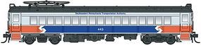 Con-Cor Electric mP54 MU Coach SEPTA HO Scale Model Train Passenger Car #194646