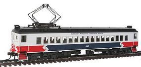 Con-Cor Electric mP54 MU Coach SEPTA HO Scale Model Train Locomotive #194652