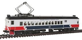 Con-Cor mP54 MU Combine Unpowered SEPTA HO Scale Model Train Passenger Car #194653