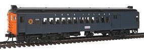 Con-Cor mP54 MU Combine Unpowered Long Island HO Scale Model Train Passenger Car #194659