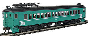 Con-Cor MU Coach Powered Penn Central Alum A #2 HO Scale Model Train Passenger Car #194677