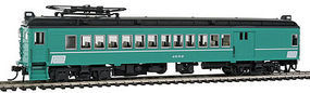 Con-Cor MU Combine non powered Penn Central Alum A #2 HO Scale Model Train Passenger Car #194681