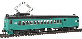 Con-Cor MU Combine Penn Central Alum B HO Scale Model Train Passenger Car #194686