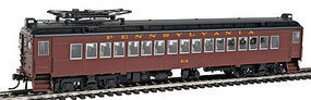 Con-Cor MU Coach non powered Pennsylvania RR Pre War HO Scale Model Train Electric Locomotive #194691