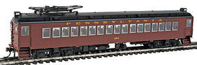 Con-Cor MU Coach non powered Pennsylvania RR Pre War HO Scale Model Train Electric Locomotive #194692
