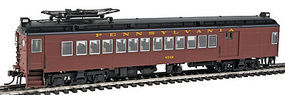 Con-Cor MU Comb non powered Pennsylvania RR Pre War HO Scale Model Train Electric Locomotive #194694