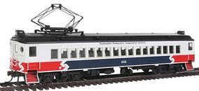 Con-Cor mP54 MU Coach Unpowered SEPTA HO Scale Model Train Passenger Car #194740