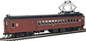 Con-Cor MU Combine non powered Pennsylvania RR Key Aluminum HO Scale Model Train Passenger Car #194742