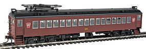 Con-Cor MU Coach non powered Pennsylvania RR Key #434 HO Scale Model Train Electric Locomotive #194754
