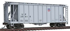 Con-Cor Union Pacific GATX Airslide Covered Hopper 2-Pack HO Scale Model Train Freight #197003