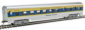 Con-Cor 72 Streamlined Sleeper Delaware & Hudson HO Scale Model Train Passenger Car #198012
